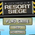 Играть Город в осаде 2: Осада курорта онлайн
