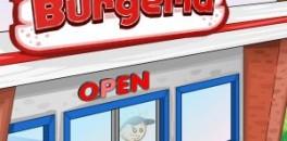 Играть Ресторан Папы Луи — Бургерия онлайн