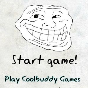 Играть Троллфейс Квест онлайн
