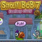 Играть Улитка Боб 7: Фантастическая история онлайн