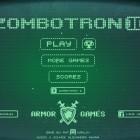 Играть Зомботрон 2 онлайн