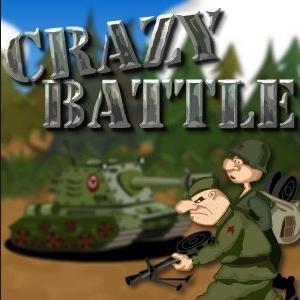 Играть Безумная битва онлайн