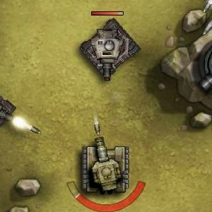 Играть Блиц танк онлайн