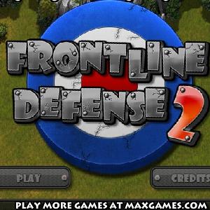 Играть Защита форта 2 онлайн
