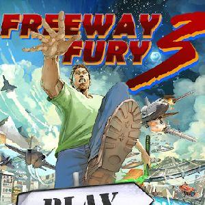 Играть Ярость автострады 3 онлайн