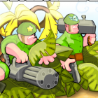 Играть Командир Батальона онлайн