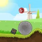 Играть Красный шар 4 в.1 онлайн