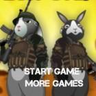 Играть Кролик снайпер онлайн