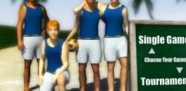 Играть Пляжный Футбол онлайн