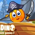 Играть Спрячь апельсин. Пираты онлайн