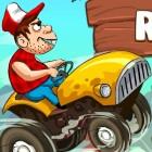Играть Сумасшедшие гонки фермеров онлайн