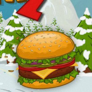 Играть Безумный Бургер 2 онлайн