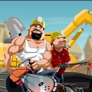 Играть Война строителей онлайн