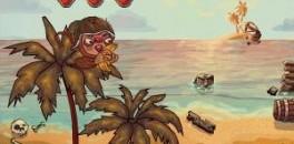 Играть Защита обезьяны онлайн