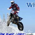 Играть Зимний гонщик онлайн