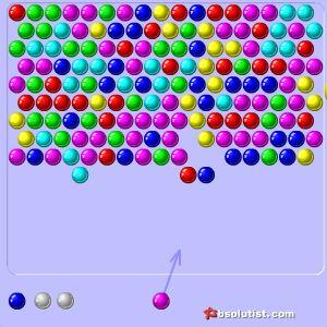 Играть Бабл Шутер онлайн