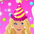 Играть Барби: вечерний наряд онлайн