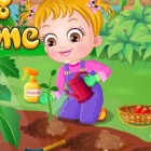 Играть Хейзел в Саду онлайн