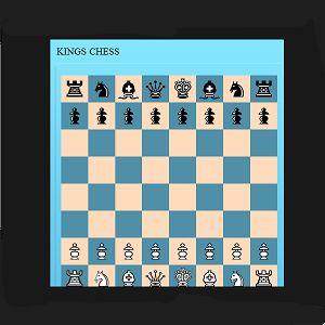 Играть Королевские Шахматы онлайн
