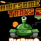 Играть Крутые Танки 2 онлайн