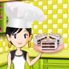 Играть Кухня Сары: Торт Мороженое онлайн