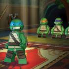 Играть Лего Черепашки Ниндзя онлайн
