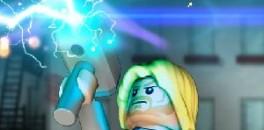 Играть Лего Мстители онлайн