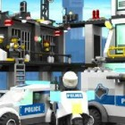 Играть Лего Полиция онлайн