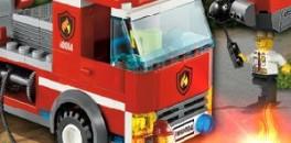 Играть Лего Пожарные онлайн
