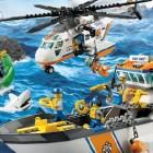 Играть Лего Спасатели онлайн