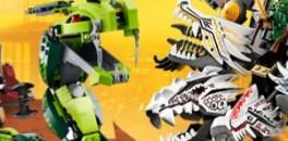 Играть Лего нинзяго онлайн