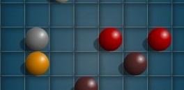 Играть Линия из трех шаров онлайн