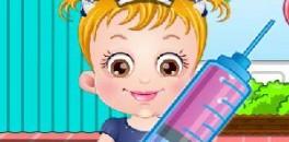 Играть Больница: Малышка Хейзел онлайн