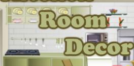 Играть Обставить кухню онлайн