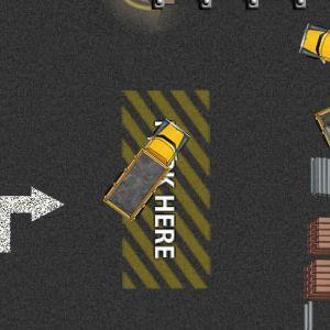 Играть Парковка грузовика онлайн