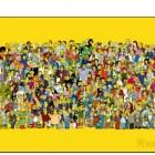 Играть Загадочные пазлы: Симпсоны онлайн