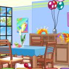 Играть Переделки комнаты для вечеринки онлайн