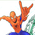 Играть Раскрась Человека Паука онлайн