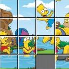 Играть Симпсоны: Пазл онлайн