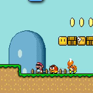 Играть Super Mario World 3 онлайн