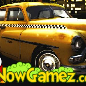 Играть Гонки 3D такси онлайн