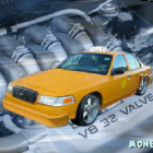 Играть Такси по городу онлайн