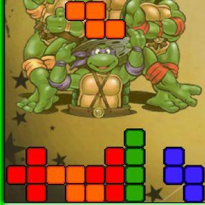 Игры черепашки ниндзя тетрис обзор на игру черепашки ниндзя 2007