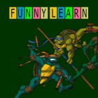Играть Учимся считать с черепашками онлайн