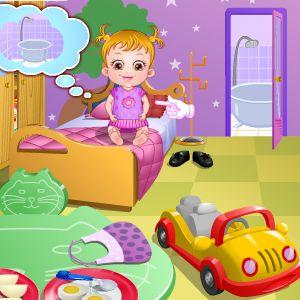 Играть Хейзел в детском саду онлайн