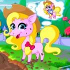 Играть Уход за пони онлайн