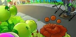 Играть Зомби против растений онлайн