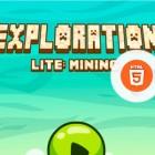 Играть Exploration Lite: Mining онлайн