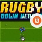 Играть Герой регби онлайн