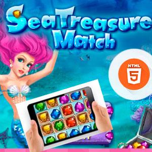 Играть Морские сокровища онлайн